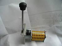 Командоконтроллер S6 немецкой фирмы W. GESSMANN с контактами на 16 А для кранового оборудования, фото 1