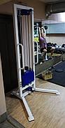 Одиночная блочная рамка (профессиональная серия), стэк 60 кг, фото 2