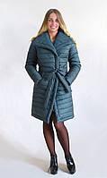 Зимняя куртка  Бант К&ML изумруд