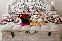 Комплект постельного белья Prestige полуторный 140х205 см Париж original