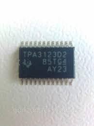 Микросхема TPA3123D2