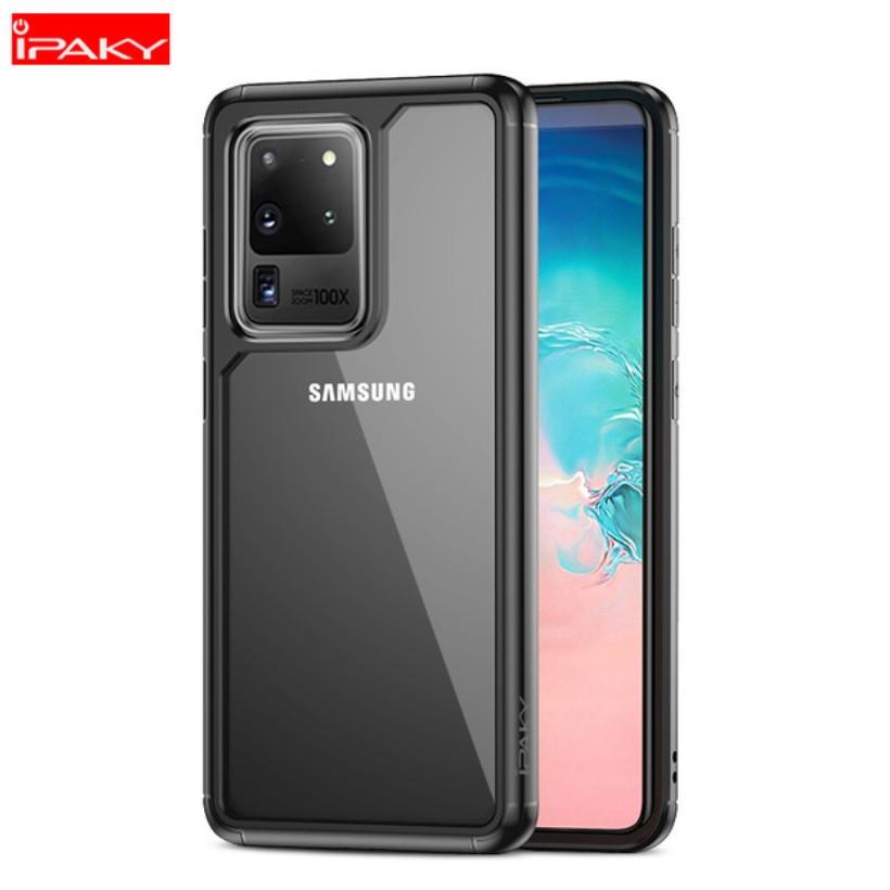 Противоударный чехол ipaky Armor для Samsung Galaxy S20 Ultra