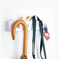 Настенная вешалка Creative с магнитными крючками Grantio original