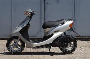 Хонда Дио 34 (Honda Dio 34) серый