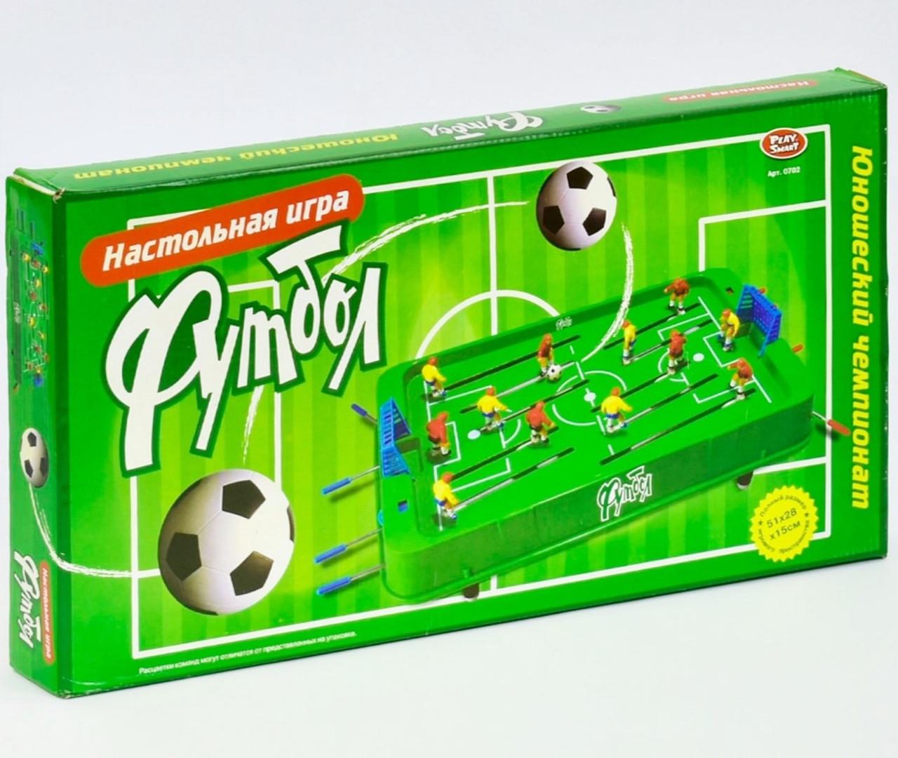 Настольная игра Футбол Play Smart
