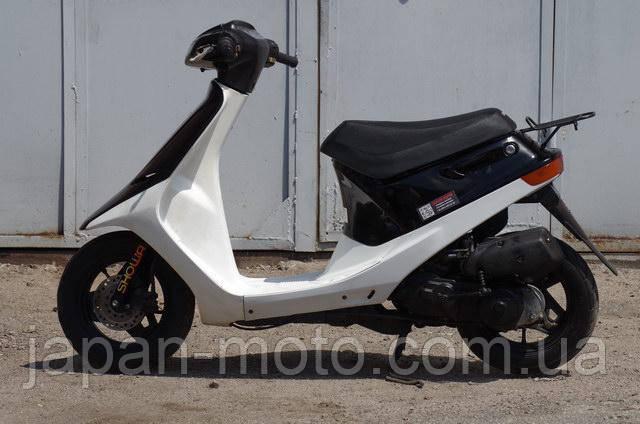 Мопед Хонда Дио 25  (чёрный)