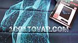 "Тканевая шторка для ванной комнаты из полиэстера ""Phantom"" (фантом кита) Tropik Home, размер 180х200 см Турция, фото 2"