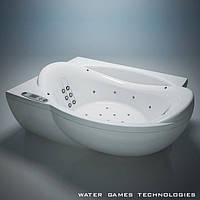 Гидромассажная ванна WGT Water Club 2000×1500×810 мм