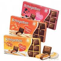 Коллекция «In love with» шоколада «Schogetten»
