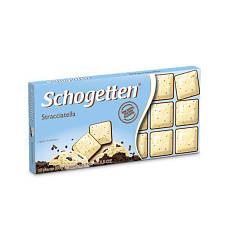 Оригинальный шоколад «SchogettenStracciatella»