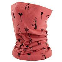 Трикотажный шарф-снуд TRAUM 2522-72