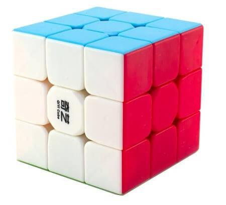 Кубик Рубика 3х3 QiYi MoFangGe Warrior S (40400), фото 2
