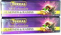 Шоколад Торрас – настоящее европейское качество