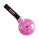 Складывающаяся сумка для покупок в виде рулетки - розовая, фото 3