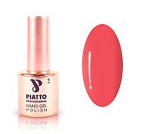 Гель-лак Piatto Lipstick №L19, 9ml