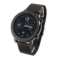 Смарт-часы Microwear L11 Metal Band Black (SWL11MBK)