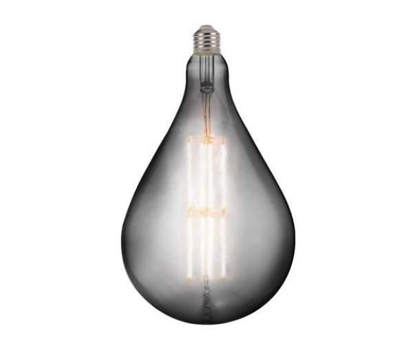 Лампа TOLEDO 8W Filament LED Titanium (Horoz Electric)