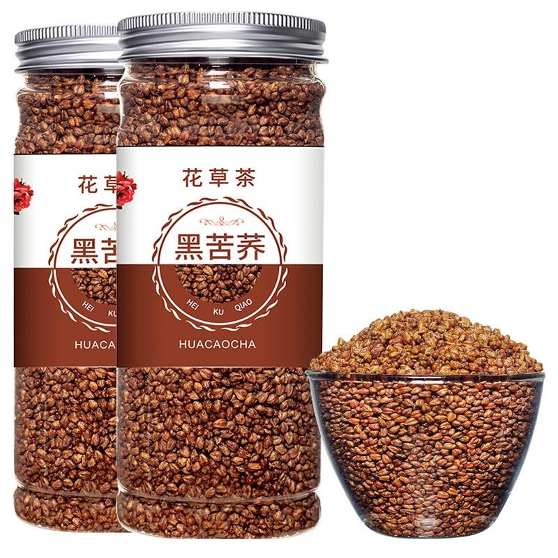 Черный гречишный чай 300 грамм, Ку Цяо, гречневый чай, полезный чай, чай из черной гречихи