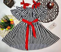 Летнее нарядное и красивое детское платье