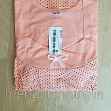 Женская сорочка с коротким рукавом, фото 3