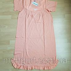 Женская сорочка с коротким рукавом, фото 2
