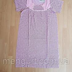 Женская ночная рубашка без рукава