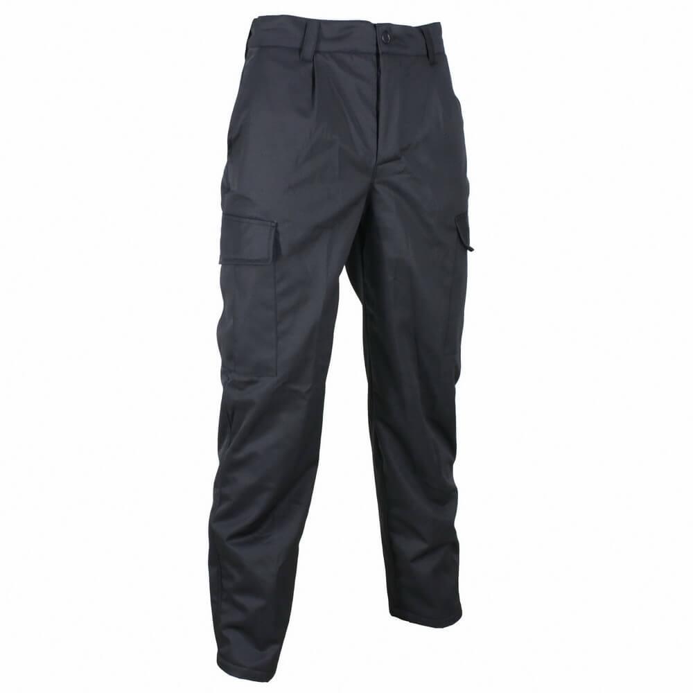 Мілітарка™ штани зимові Mil-fight на флісі чорні