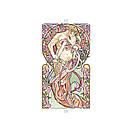 Art Nouveau Tarot Grand Trumps/ Таро Галерея (Старшие Арканы), фото 6
