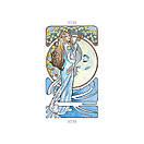 Art Nouveau Tarot Grand Trumps/ Таро Галерея (Старшие Арканы), фото 5