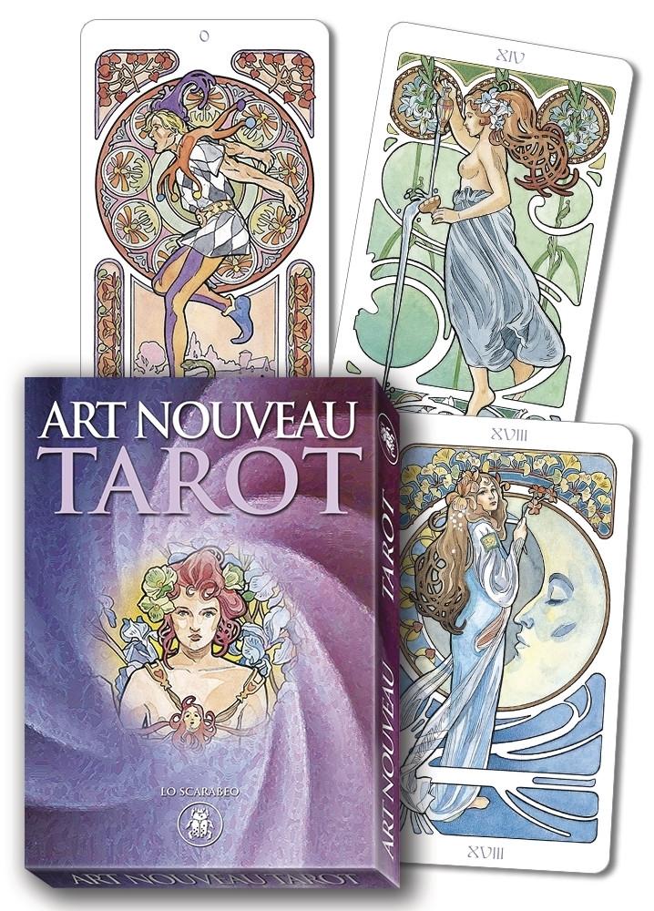 Art Nouveau Tarot Grand Trumps/ Таро Галерея (Старшие Арканы)