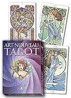 Art Nouveau Tarot Grand Trumps/ Таро Галерея (Старшие Арканы), фото 1