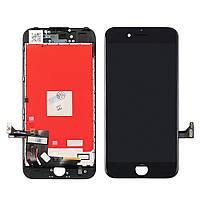Дисплей (lcd экран) для Apple iPhone 7 с чёрным тачскрином HC
