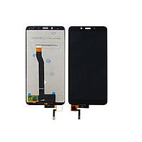 Дисплей (lcd экран) для Xiaomi Redmi 6/6A с чёрным тачскрином