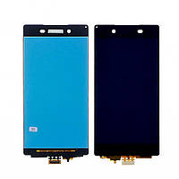 Дисплей (lcd экран) для Sony E6533 Xperia Z3 Plus/E6553 Xperia Z3 Plus с чёрным тачскрином