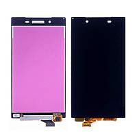 Дисплей для SONY E6603 Xperia Z5/E6633 Xperia Z5/E6653 Xperia Z5 с чёрным тачскрином