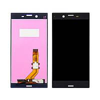 Дисплей для SONY F8331/F8332 Xperia XZ с чёрным тачскрином