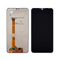 Дисплей (lcd экран) для Vivo Y91/Y91c/Y91i/Y93/Y95 с чёрным тачскрином