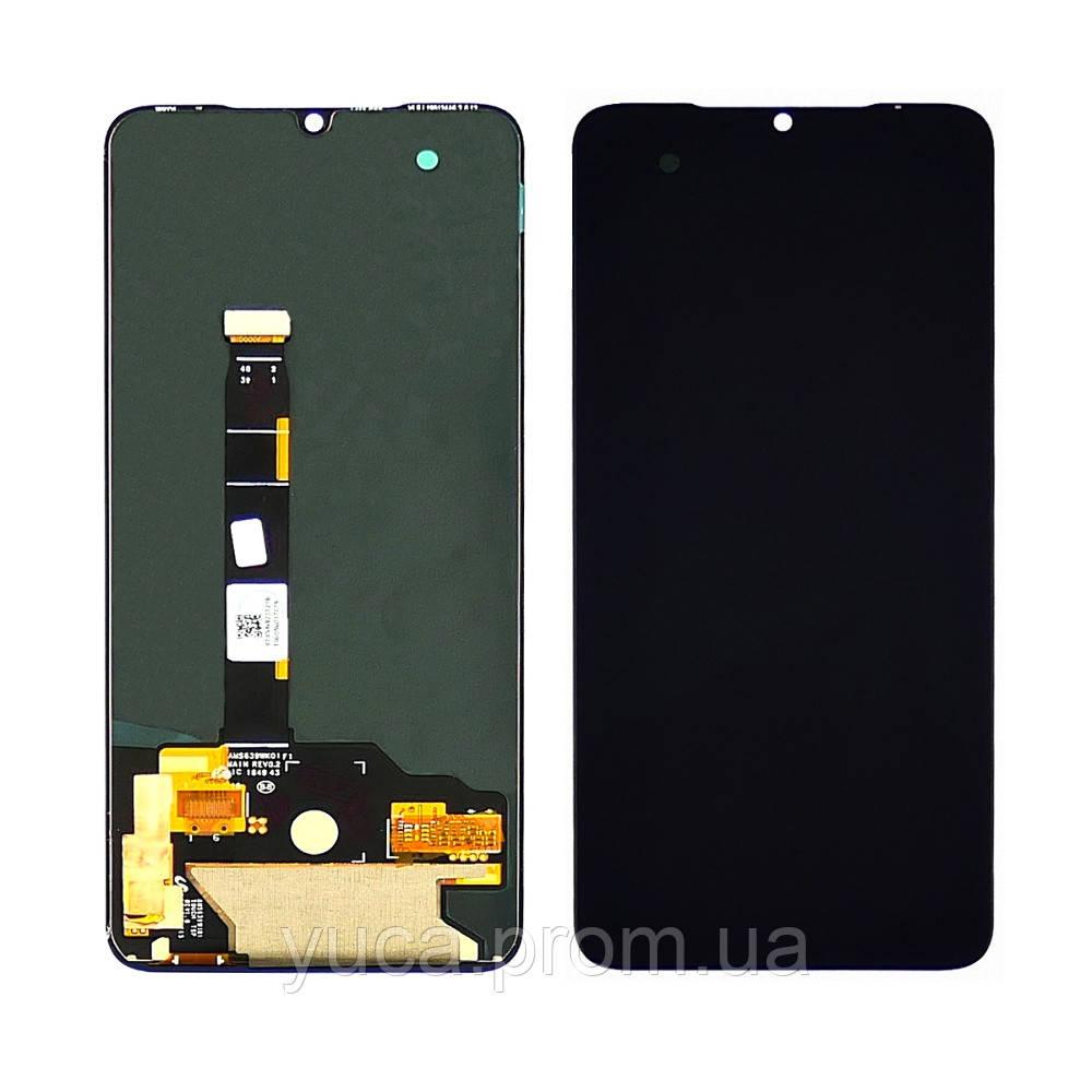Дисплей для Xiaomi Mi9 с чёрным тачскрином