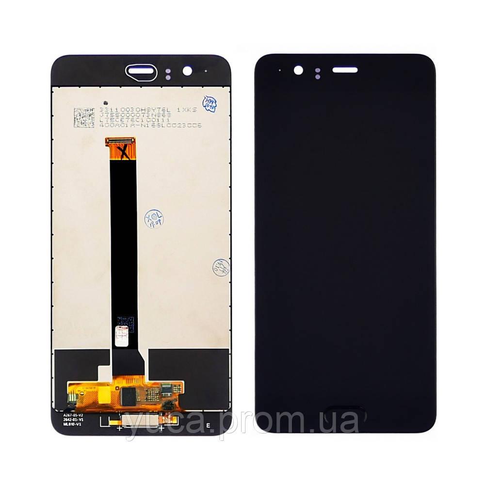 Дисплей для HUAWEI P10 Plus з чорним тачскріном