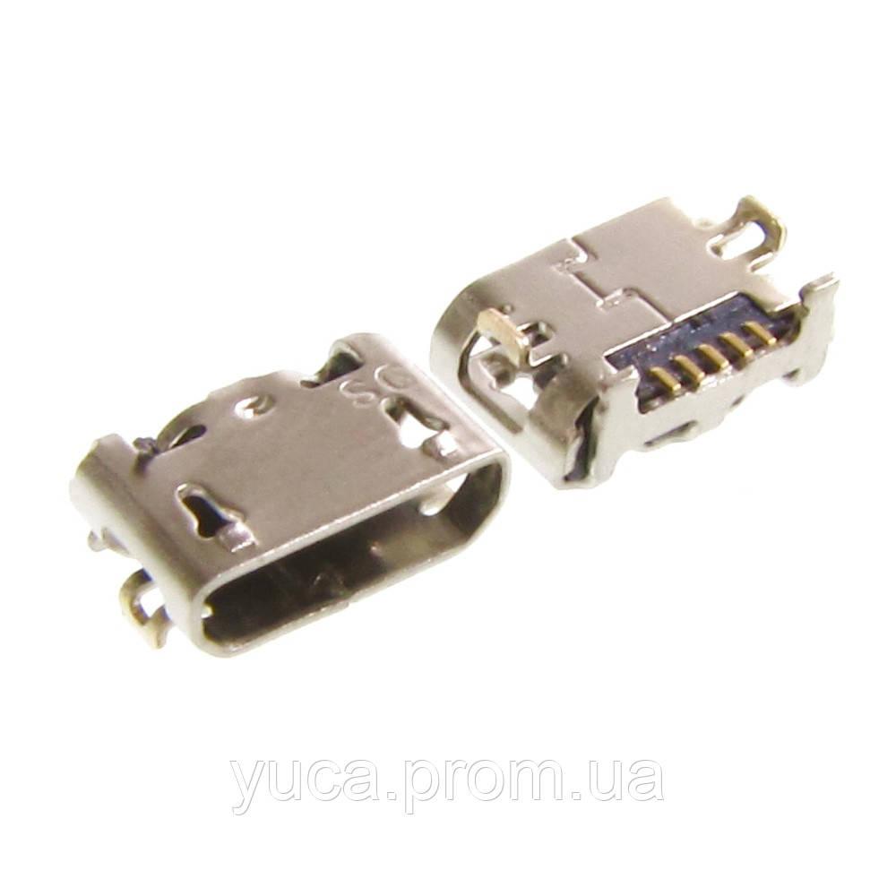 Разъём зарядки для Huawei P6