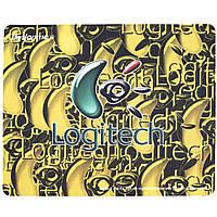 Игровая поверхность Logitech F2 Yellow коврик для мышки с рисунком