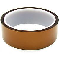 Термостойкий скотч каптоновый 50 мм