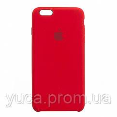 Чехол силиконовый для APPLE iPhone 6 Plus 14 красный оригинал