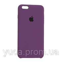 Чехол силиконовый для APPLE iPhone 6 Plus 34 фиолетовый копия