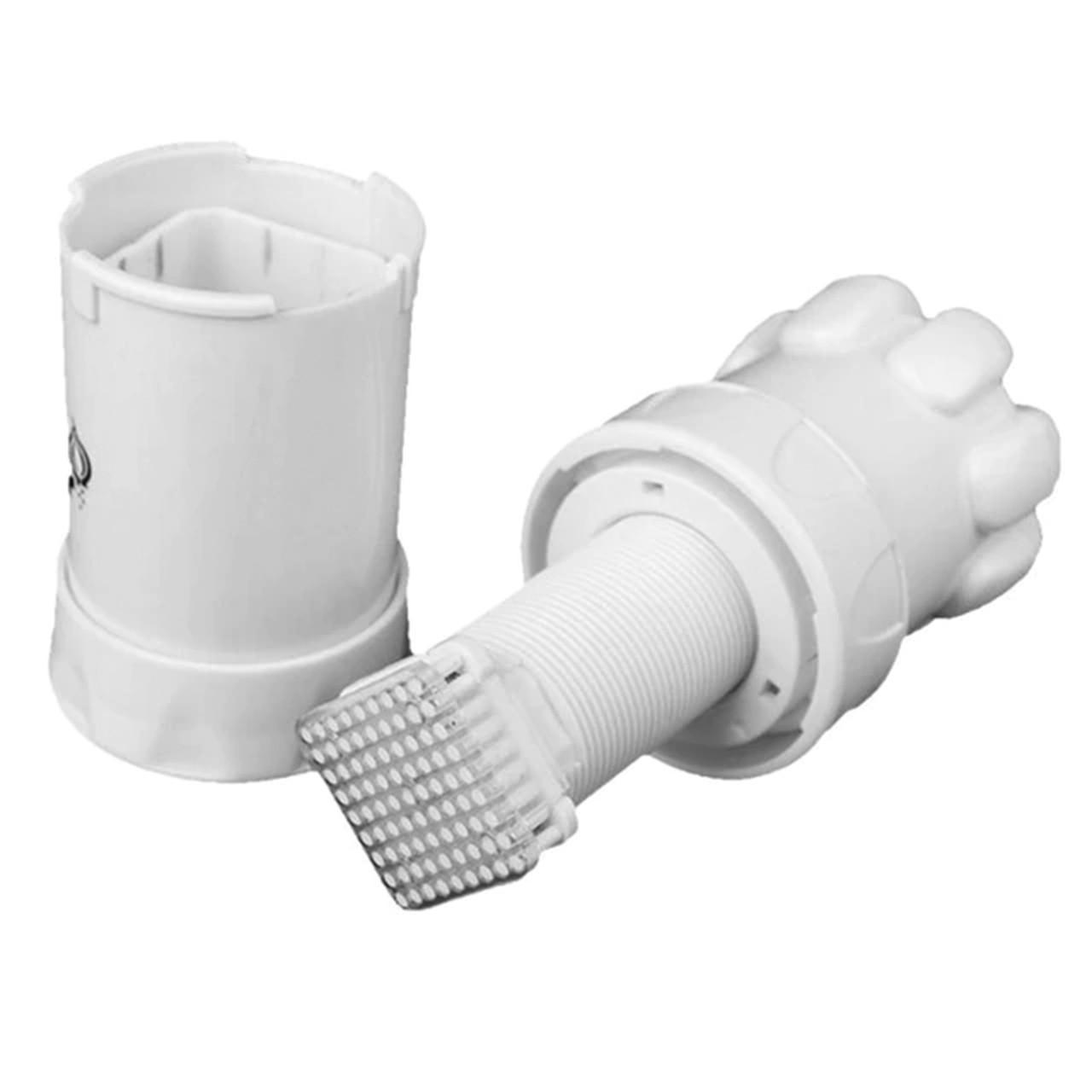 Пресс Garlic master чесночница для измельчения в салаты гарниры кухонный прибор дробилка