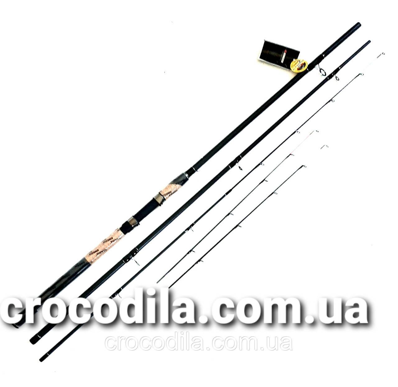 Фидерное удилище Siweida Carbon Bird Feeder 3.3 м 180 грамм