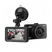 """Видеорегистратор Anytek A78 экран 3"""" IPS Full HD 1080P циклическая запись DVR ночное виденье камера 12 Мп"""