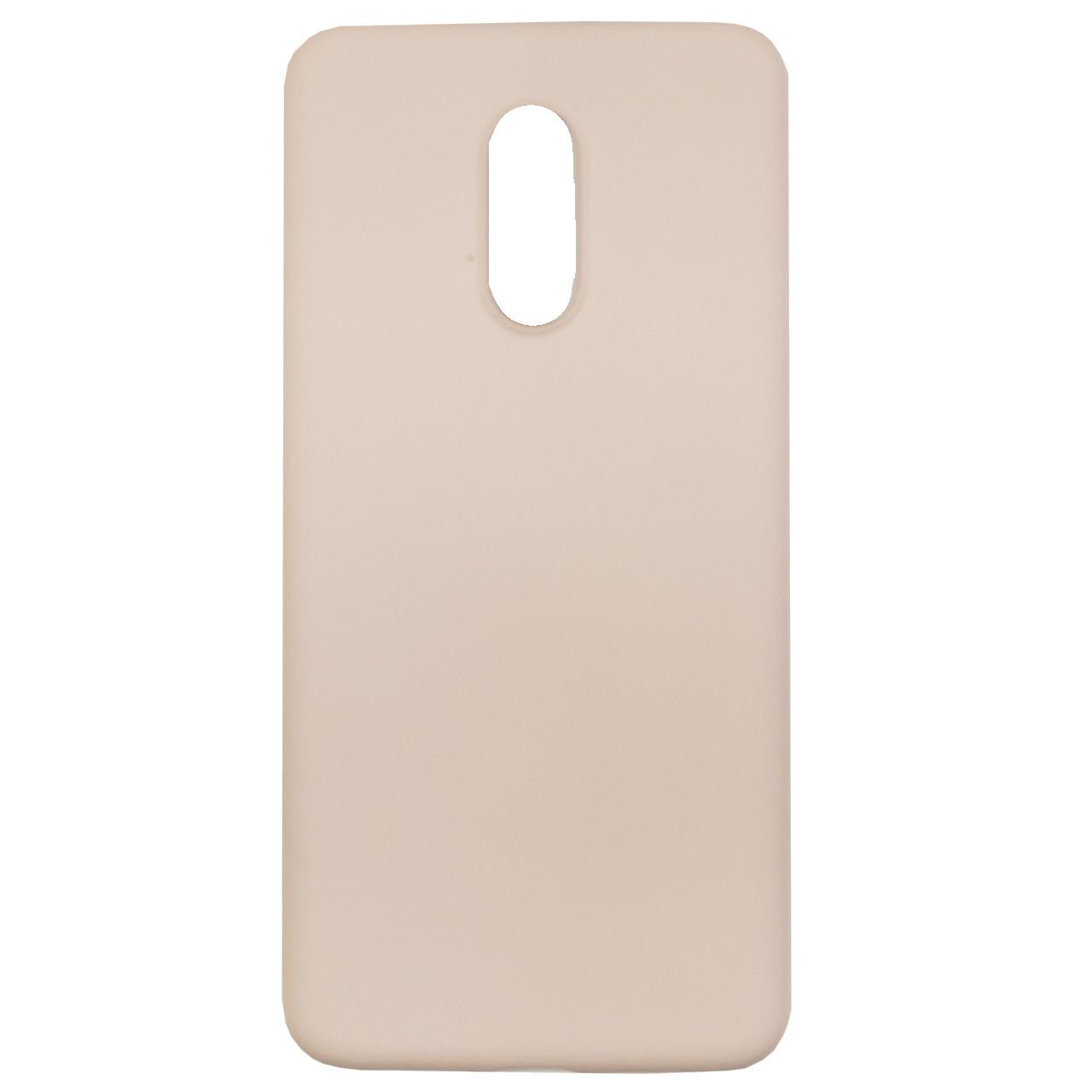 Силиконовый чехол C-KU SS01 для смартфона OnePlus 7 Light Pink надежная защита от повреждений