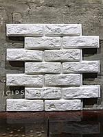 """Гипсовая 3d панель """"Кирпичик""""  для декоративной отделки стен и потолков  50x50"""