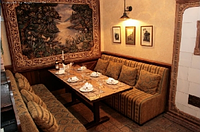 """Мебель для баров, ресторанов. Диван """"Корифей"""""""